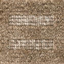 Artist's Loom Hand-woven Contemporary Geometric Natural Eco-friendly Jute Rug (3'6x5'6) - Thumbnail 1