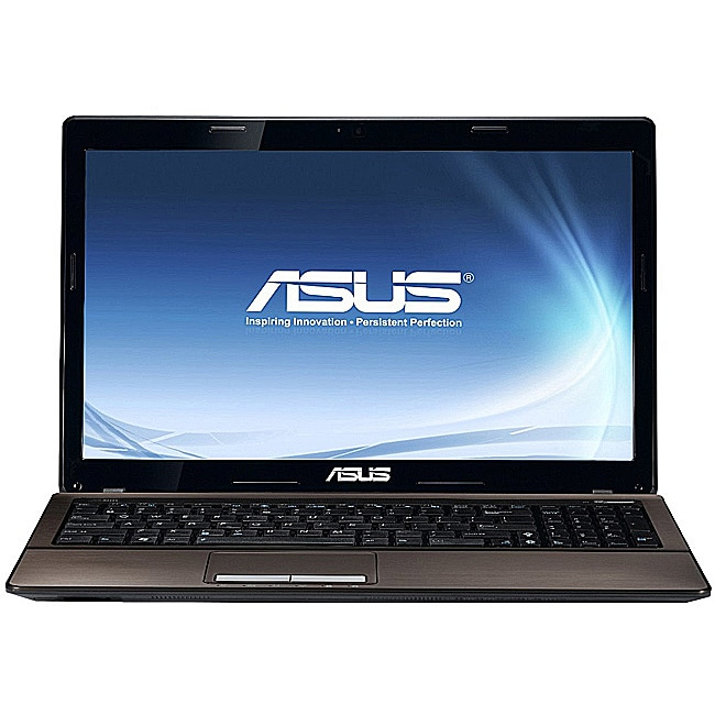 Asus K53U-RBR5 1.6GHz 640GB 15.6-inch Laptop (Refurbished) - Thumbnail 0