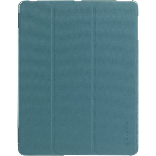 Griffin IntelliCase Carrying Case (Folio) for iPad - Peacock