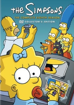 The Simpsons: The Complete Eighth Season (DVD)