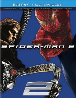 Spider-Man 2 (2004) (Blu-ray Disc)