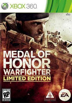 Xbox 360 - Medal of Honor Warfighter