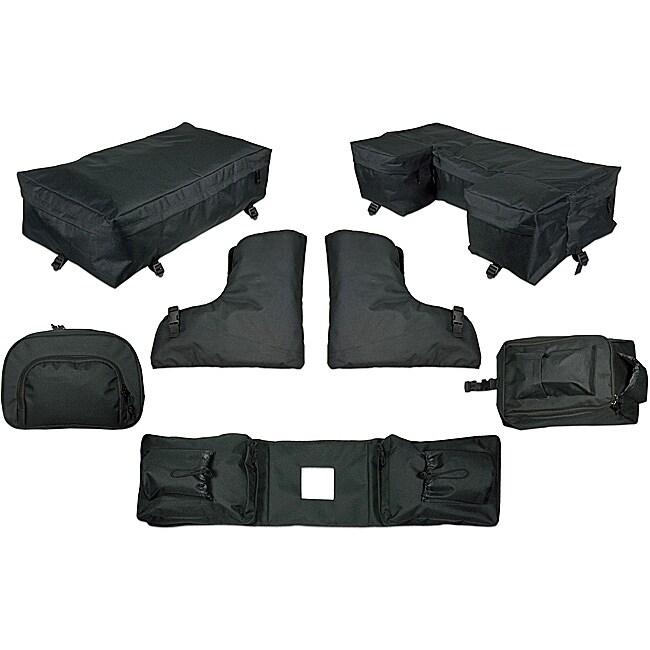Raider 8-piece ATV Luggage Kit