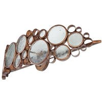 Varaluz Fascination Bubbly Recycled Glass 3-light Vanity/Wall Sconce