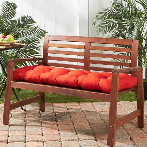 51-inch Outdoor Salsa Bench Cushion