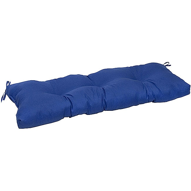 51 Inch Outdoor Marine Blue Bench Cushion 14155147