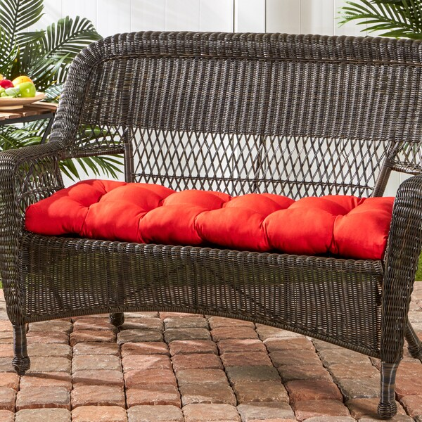 44 inch outdoor salsa swing bench cushion free shipping