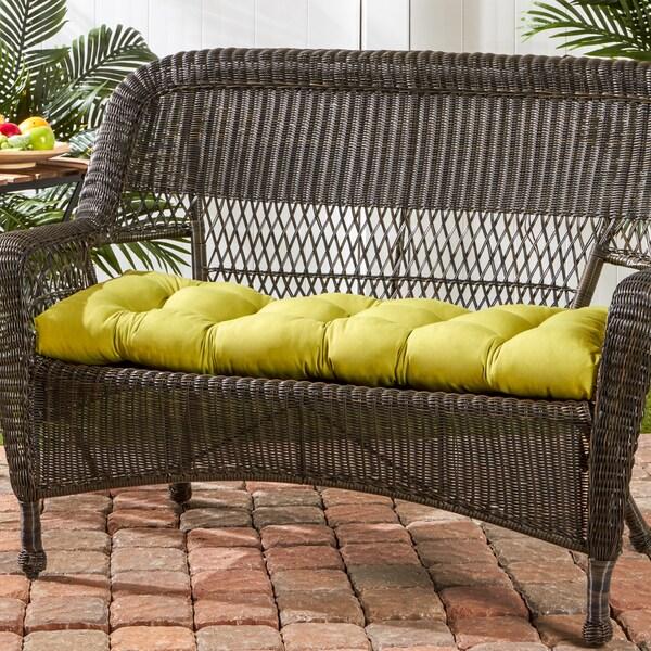 44-inch Outdoor Kiwi Swing/ Bench Cushion