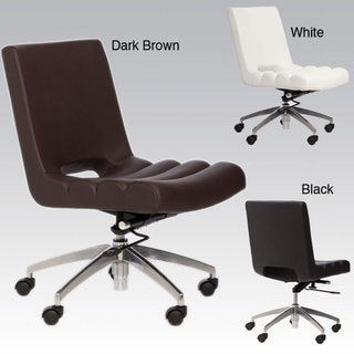 Oprah Adjustable Height Swivel Office Chair