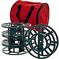 Extension Cord or Christmas Light Reels with Bag (Set of 4 ) Deals