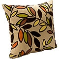 Kirby Jewel 20x20-inch Contemporary Accent Pillow