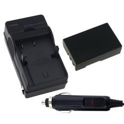 INSTEN Camera Battery and Charger for Nikon EN-EL9 SLR D60/ D40/ D40x - Thumbnail 0