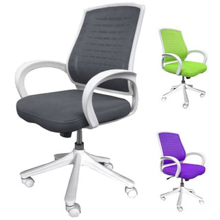 Comfort Products 60-5184 Iona Mesh Adjustable Rolling Office Chair