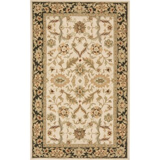 South Beach Indoor/Outdoor Ivory Persian Rug (8' x 10')
