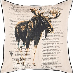 Rustic Decorative Pillow