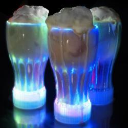 Light Up Cola Glasses (Pack of 12)