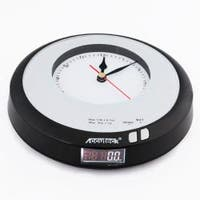 WeightMax Digital Kitchen Scale and Clock