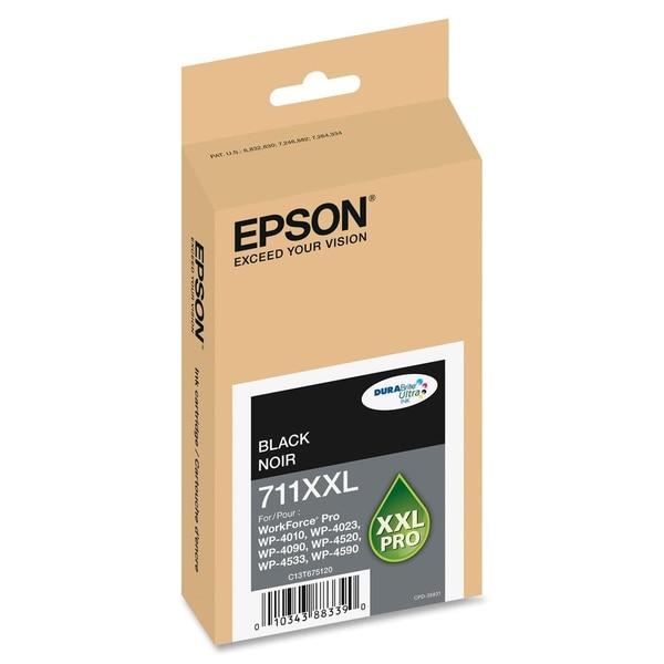 Epson DURABrite Ultra 711XXL Original Ink Cartridge