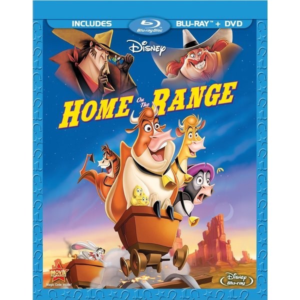 Home on the Range (Blu-ray/DVD)