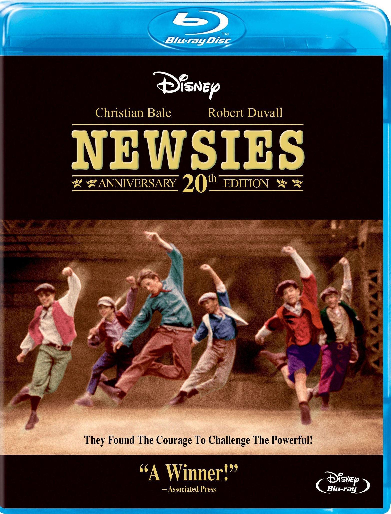 Newsies (20th Anniversary Edition) (Blu-ray Disc)