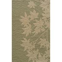 Momeni Veranda Sage Leaves Indoor/Outdoor Rug - 3'9 x 5'9