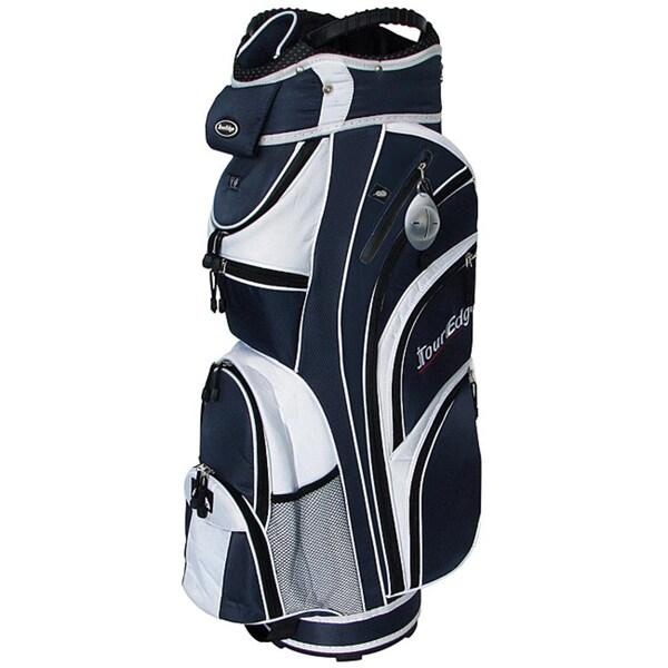Tour Edge Navy Max-D Cart Golf Bag