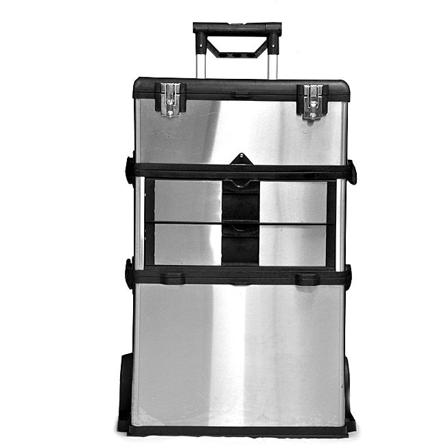 TRINITY 3-in-1 Suitcase Toolbox