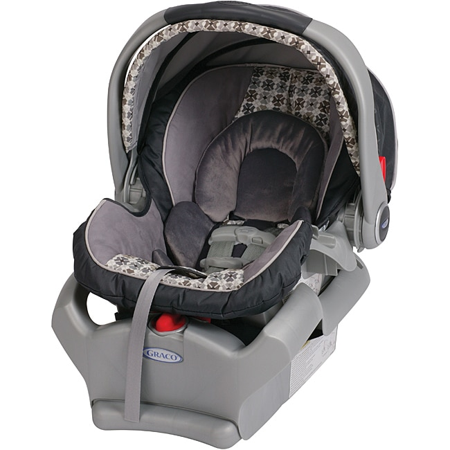 Graco SnugRide 35 Infant Car Seat in Vance - Thumbnail 0