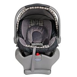 Graco SnugRide 35 Infant Car Seat in Vance - Thumbnail 1
