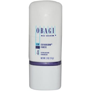 Obagi Nu-Derm No. 4 AM Exfoderm 2-ounce Forte Exfoliation Enhancer Lotion