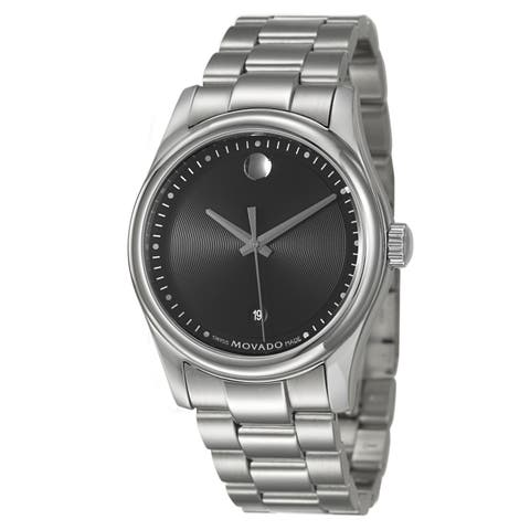 Movado Men's Stainless Steel Sportivo Watch