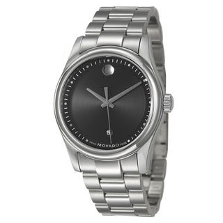 Link to Movado Men's 606481 Stainless Steel Sportivo Watch - Silver Similar Items in Men's Watches