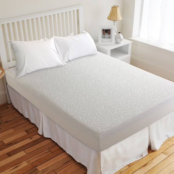 Splendorest TheraGel 10-inch Twin-size Gel Memory Foam Mattress-In-A-Box