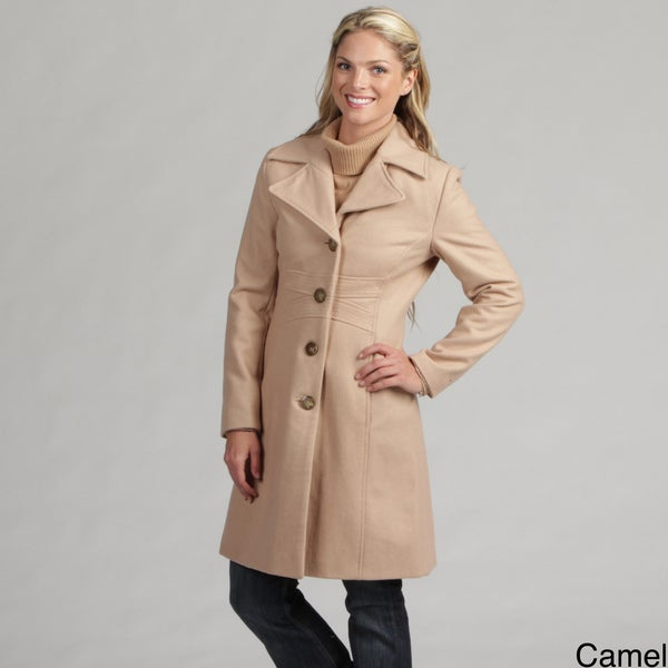 Nine West Women's Button-front Coat