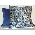 Paddock Shawl Porcelain Decorative Pillows (Set of 2)