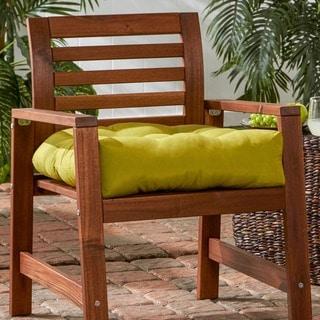 20-inch Outdoor Kiwi Chair Cushion