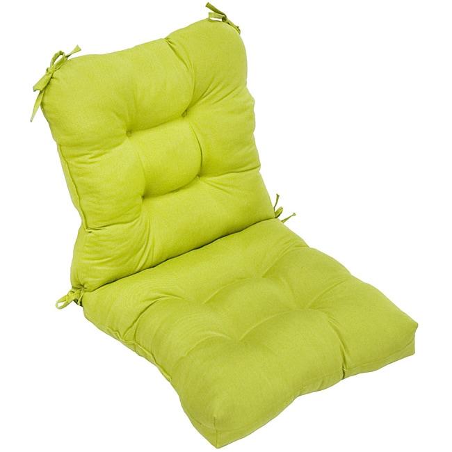 Outdoor Kiwi Seat/ Back Chair Cushion