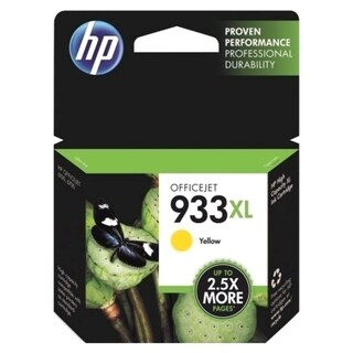 HP 933XL Original Ink Cartridge - Yellow