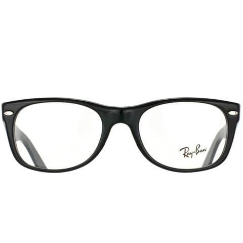3f3f96ca96 Ray-Ban RX 5184  New Wayfarer  50-mm 2000 Black Eyeglasses