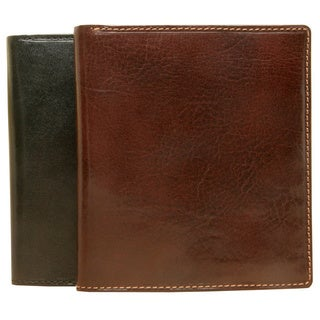 Tony Perotti Men's Italian Leather Stylish Hipster Wallet