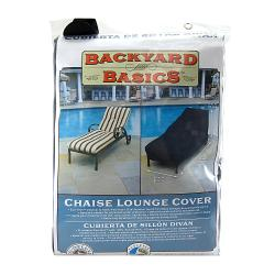 Mr. BBQ Full-Length Outdoor Chaise Lounge Cover