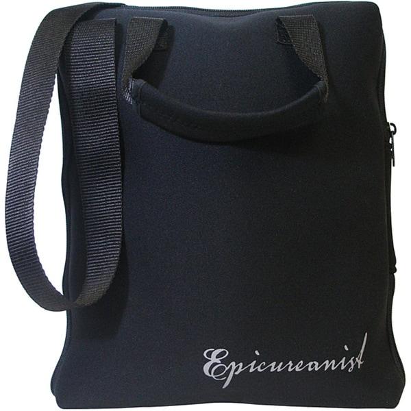 Epicureanist On-The-Go Wine Bottle Tote Bag