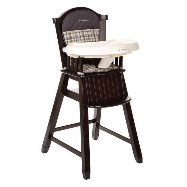 Eddie Bauer Classic High Chair In Colfax Free Shipping