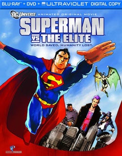 Superman Vs. The Elite (Blu-ray/DVD)