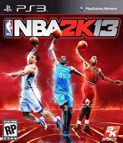 PS3 -  NBA 2K13