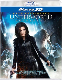 Underworld: Awakening (3D) (Blu-ray/DVD)