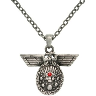 Pewter Unisex 'Deity of Intelligence' Necklace