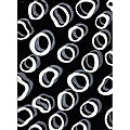 Modern Deco Black Contempo Rug - 3'9 x 5'1