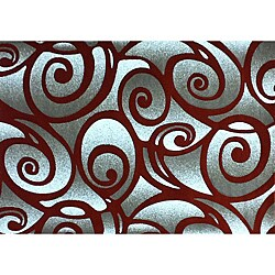 Generations Rust Clave Rug (3'9 x 5'1) - Thumbnail 0