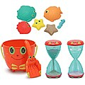 Melissa & Doug Sunny Patch Sand Toy Bundle